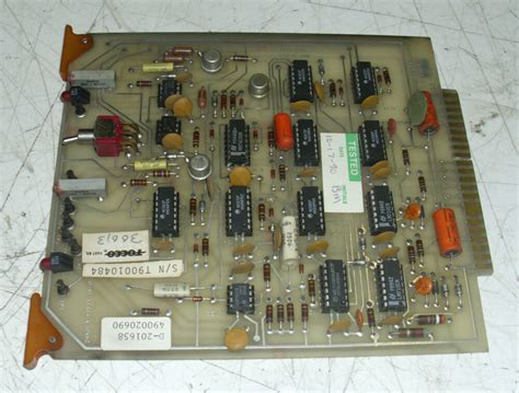 Tocco Inverter Firing Circuit Board Used