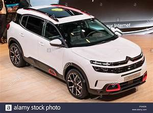 Paris  Le 2 Octobre 2018   Nouvelle Citroen C5 Aircross