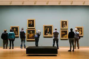 Most Art Galleries Serve As Doors Into The Artistic World