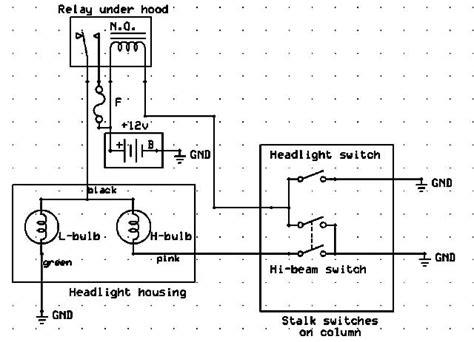 Headlight Wire Dsmtuners