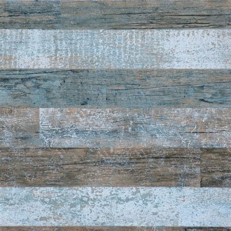 shop houzz walls republic brushed wood wallpaper blue