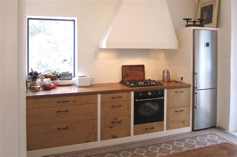 cuisine proven軋le cuisine en chêne massif rustique hegenbart