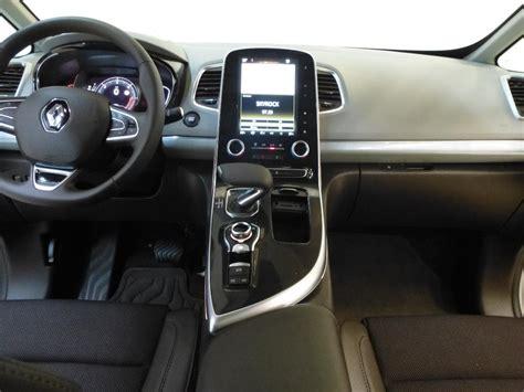 renault espace zen voiture occasion renault espace dci 160 energy zen edc 2015 diesel 61200 argentan orne