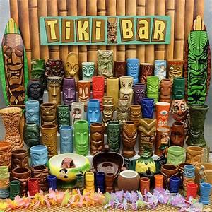 Tiki Mug Buying Guide - Vintage and Modern Tiki Cups