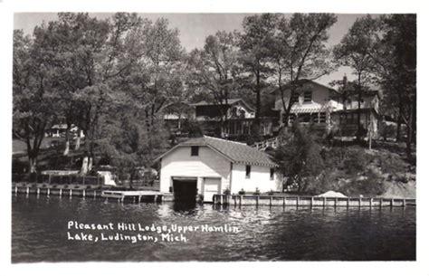 Hamlin Lake Boat Launch by Lake Directory Home Hamlin Lake County