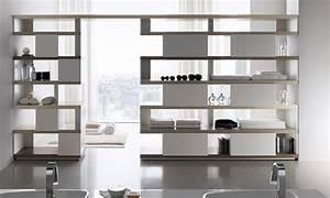 Separateur De Piece Bois : meuble separateur de designer table de lit ~ Farleysfitness.com Idées de Décoration