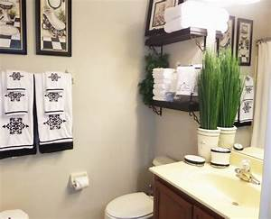 guest bathroom decorating on a budget be my guest with With how to decorate a bathroom on a budget