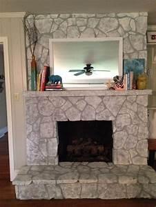 Best, 25, White, Stone, Fireplaces, Ideas, On, Pinterest