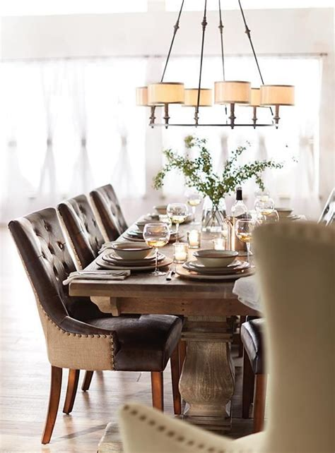 distressed dining tables ideas  pinterest diy