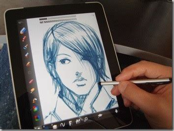 drawing ipad apps  artists