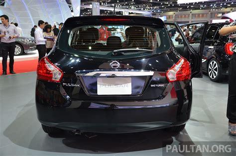 Bangkok 2014: Nissan Pulsar DIG Turbo with 190 hp Image 237230