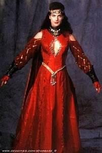 Star trek jadzia39s klingon wedding dress minecraft skin for Star trek wedding dress