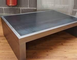 Table Basse Loft : bricoartdeco loftboutik la boutique en ligne du meuble design esprit loft bricoartdeco ~ Teatrodelosmanantiales.com Idées de Décoration