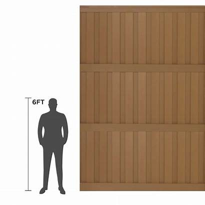 Fence Ft Trex Seclusions Panel Kit Tall