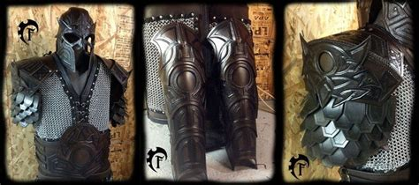 The Hobbit Dwarve Armor Template by Dwarf Celt Armor Larp Feral Workshop Larp Gn Armor