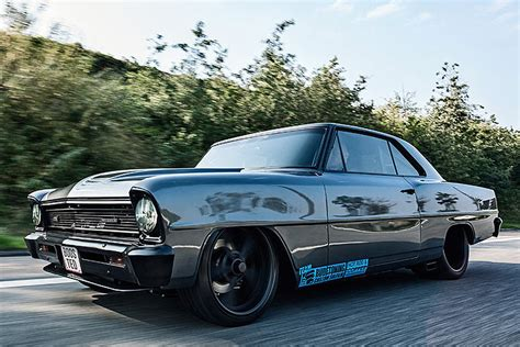 This Chevy Nova Isn American Danish