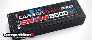 Team Orion Carbon Pro Lipo 8000 90c 7 4v 2s With Double Tubes