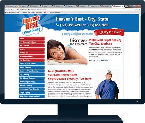 flooring websites website signup heaven s best carpet cleaning