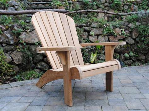 adirondack chair paradise teak