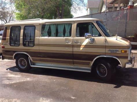Sell Used 1983 Chevrolet Van G20 In Kansas City, Missouri
