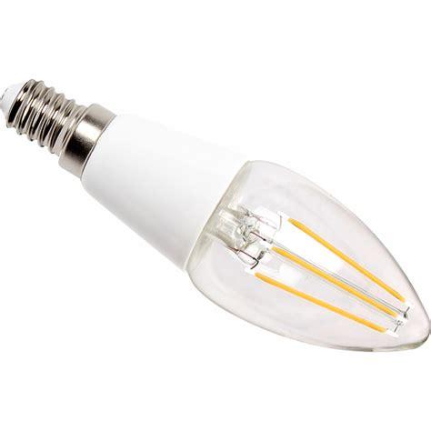 led filament effect candle l 4w ses 320lm a toolstation