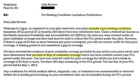 Your appeal letter should be as matter of fact as possible and include. Are Pre-Existing Condition Bans For Health Insurance Still With Us? : Shots - Health News : NPR