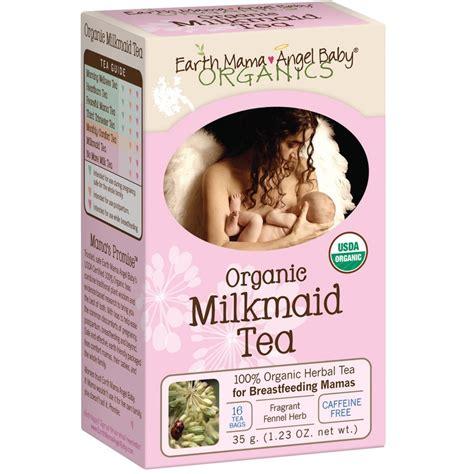 Earth Mama Angel Baby Organic Milkmaid Tea 16 Tea Bags