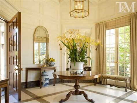 24 Reasons Why Every Foyer Needs A Table!