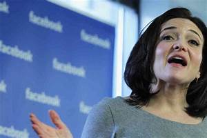 Meet Sheryl Sandberg, a Woman Game Changer in the Workplace!