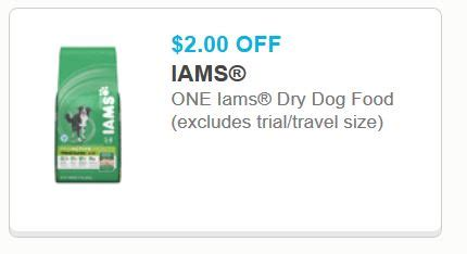 62368 Iams Coupons by High Value 2 1 Iams Cat Food Coupon Only 2 46 At Target