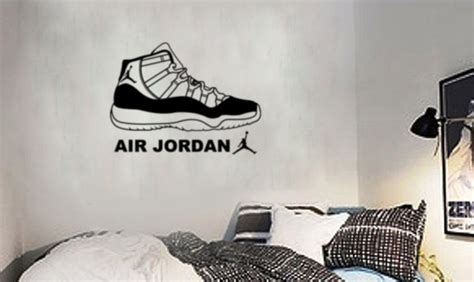 Browse our selection of air jordan art prints and find the perfect design for you—created by our community of independent artists. Air Jordan Nike Trainer/Sneaker Wall Art Vinyl Decal Decorative Sticker | eBay