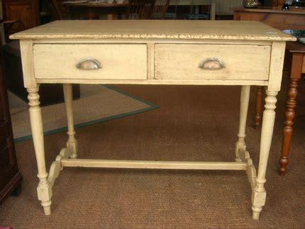 bureau peint petit bureau peint