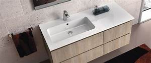 Bad Unterschrank 100 Cm Breit : keramik waschtisch auch mit unterschrank bad direkt ~ Bigdaddyawards.com Haus und Dekorationen