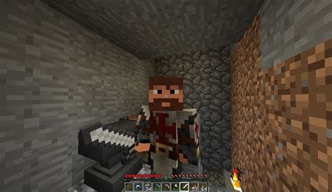 templar knight ii updated   minecraft skin mods