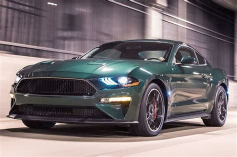 Ford 20192020 Ford Mustang Gt Front View  The Newest