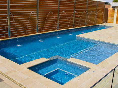 Pieces Of Advice For Swimming Pool Fountains  Backyard