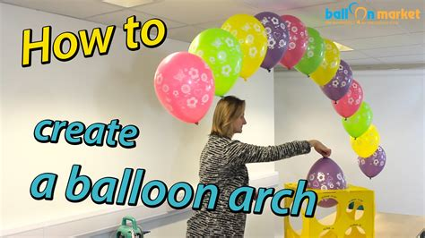 Easy Balloon Decorations Without Helium