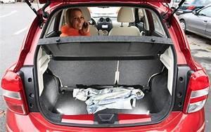 Suzuki Swift Coffre : essai comparatif nissan micra contre suzuki swift l 39 automobile magazine ~ Melissatoandfro.com Idées de Décoration