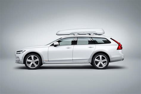 2020 Volvo Race by Official 2018 Volvo V90 Cross Country Volvo Race