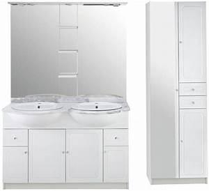 meuble salle de bain double vasque brico depot carrelage With meuble salle de bain double vasque brico leclerc