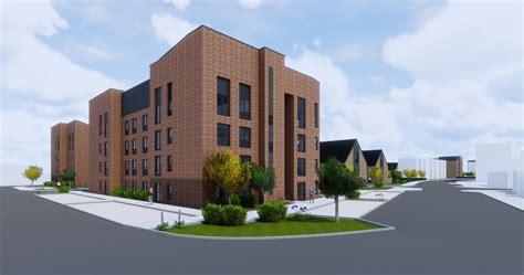 Urban Union outline plans for 137 Pollokshaws homes ...