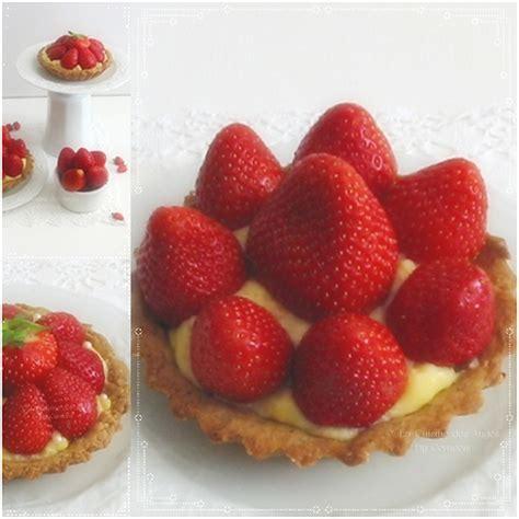 la cuisine de aux fraises tartelettes aux fraises la cuisine des anges