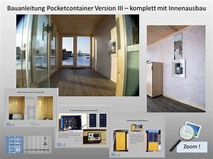 Container Zum Wohnen : bauanleitung seecontainer mikrohaus ~ Sanjose-hotels-ca.com Haus und Dekorationen