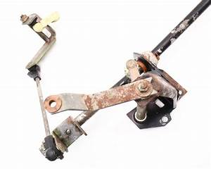 020 Manual Transmission Shifter Shift Linkage 93