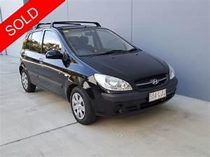 Hyundai Getz 2008 : automatic hyundai getz 2008 black used vehicle sales ~ Medecine-chirurgie-esthetiques.com Avis de Voitures