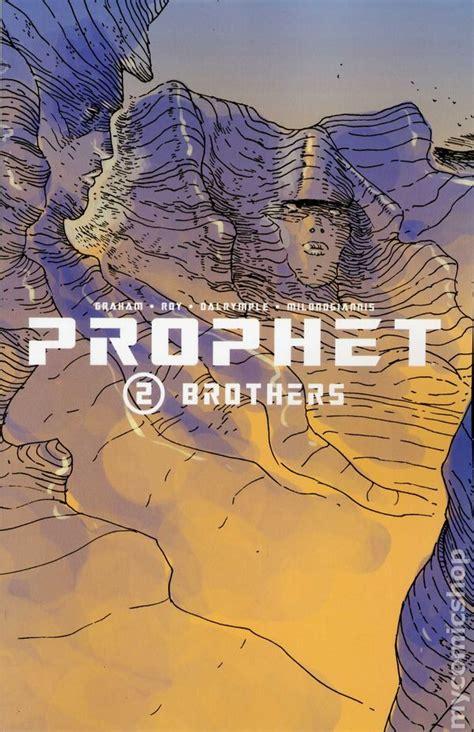 Prophet TPB (2012-2017 Image) By Brandon Graham comic books
