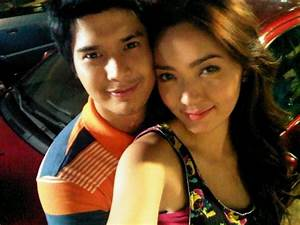 Gossip Actors: JC de Vera with his girlfriend Danita Paner
