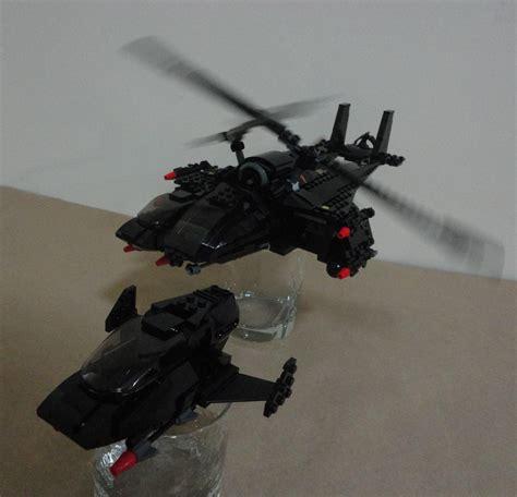 Custom Lego G.i.joe Cobra Mamba Helicopter By Stormgard