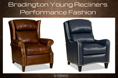 bradington leather sofa recliner everything you need to about leather furniture