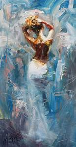 20 Complete Abstract Paintings Of Women - Bored Art